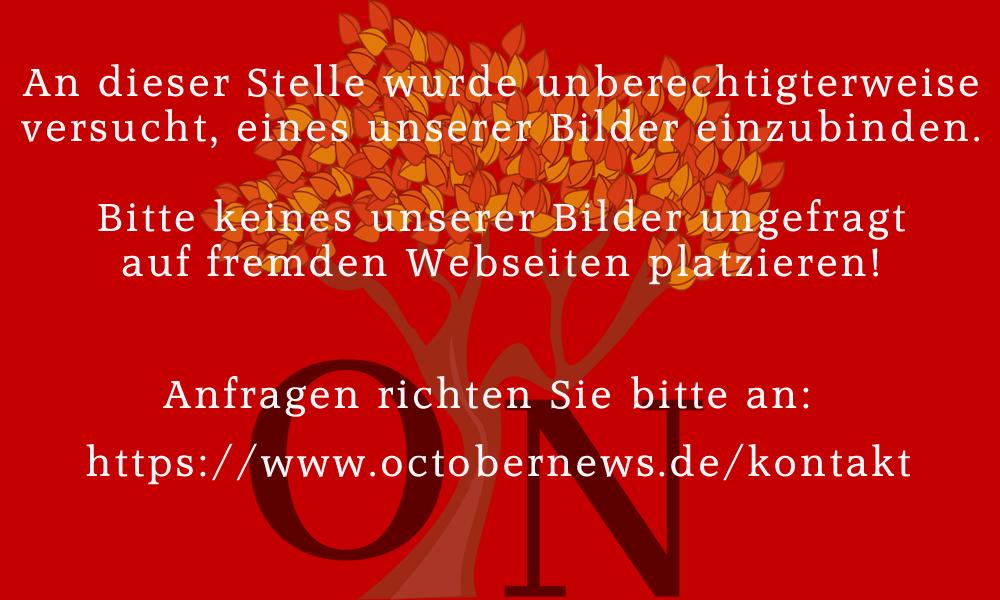 Jürgen Seele verteilt Ostereier
